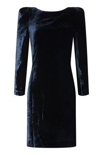 Мини-платье из велюра Drykorn