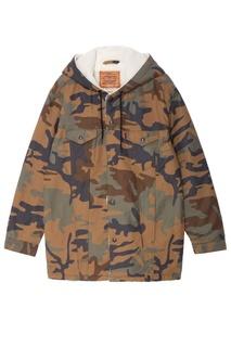 Куртка Sherpa Hooded Trucker Levis®