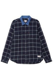 Рубашка Worker синего цвета Levis®