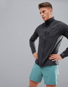 Черная куртка adidas Running Supernova D73188 - Черный