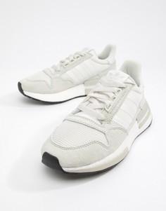 Белые кроссовки adidas Originals Zx 500 Rm - Белый