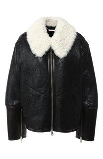 Укороченная дубленка из овчины Givenchy