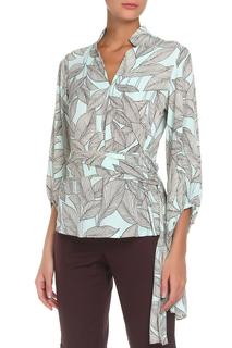 Блуза с кушаком Adzhedo