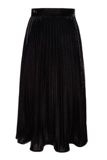Плиссированная черная юбка Akhmadullina Dreams