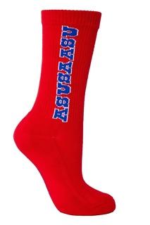 Носки Reebok Classic x Pyer Moss красного цвета