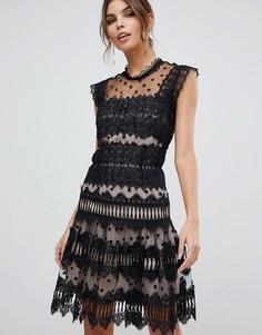 Платье мини Bronx and Banco Majorka - Черный