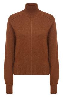 Кашемировый пуловер с высоким воротником Chloé