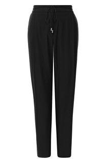 Укороченные брюки с поясом на кулиске BOSS