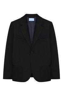 Пиджак на двух пуговицах Lanvin