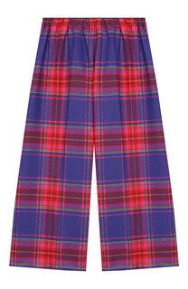 Укороченные брюки свободного кроя Il Gufo