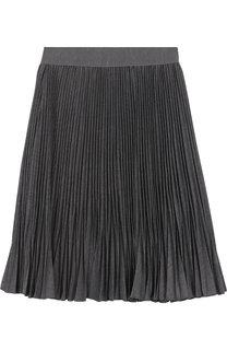 Плиссированная юбка с эластичным поясом Aletta