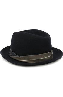 Шерстяная шляпа Giorgio Armani