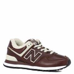 Кроссовки NEW BALANCE ML574 темно-коричневый 6a8826227cb00