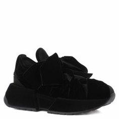 Кроссовки MM6 MAISON MARGIELA S40WS0104 черный
