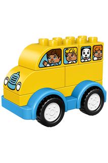 Мой первый автобус Lego