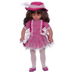 """Кукла Asi """"Эли"""" в розовом платье, 60 см"""