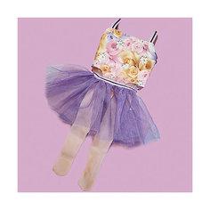Одежда для куклы Vestida de Azul Паулина балерина, Платье и колготки