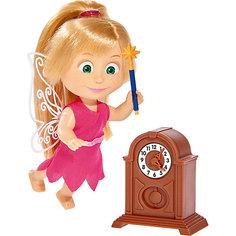 """Мини-кукла Simba """"Маша и Медведь"""" Маша в костюме феи с аксессуарами, 12 см"""