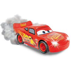 """Машина на р/у Disney """"Тачки 3"""" Молния Маккуин, со звуковыми и световыми эффектами, 25 см"""