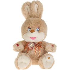 Мягкая игрушка Мульти-Пульти Зайка, озвученная, 25 см