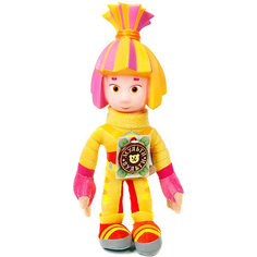 """Мягкая игрушка Мульти-Пульти """"Фиксики"""" Симка, озвученная, со светом, 28 см"""