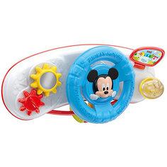 Развивающая игрушка Clementoni Мой первый руль, Микки