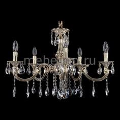 Подвесная люстра 1702/5/250/A/GW Bohemia Ivele Crystal