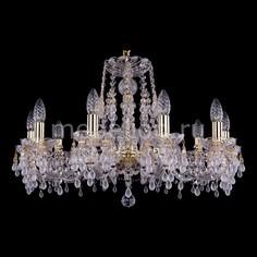Подвесная люстра 1410/10/240/G/V0300 Bohemia Ivele Crystal