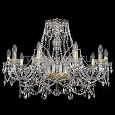 Подвесная люстра 1411/10/300/G Bohemia Ivele Crystal