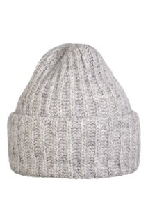Серебристо-серая шапка Canoe