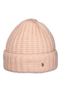 Светло-розовая шапка Canoe