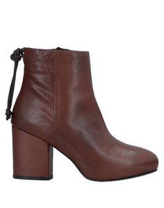 Полусапоги и высокие ботинки Silvia Rossini
