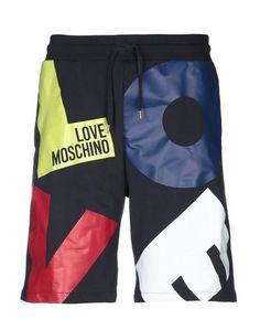 Бермуды Love Moschino