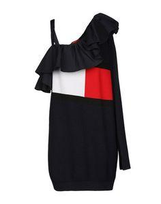 Короткое платье Hilfiger Collection
