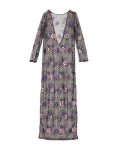 Длинное платье MacrÍ