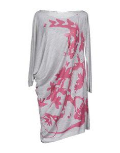 Короткое платье Tabaroni Cashmere