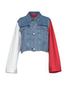 Джинсовая верхняя одежда Hilfiger Collection