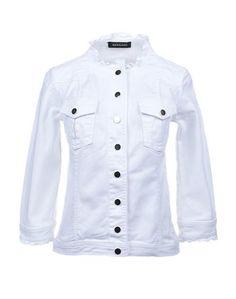 Джинсовая верхняя одежда Mangano