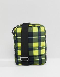 Уплотненная сумка через плечо Weekday - Мульти