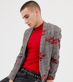 2b30f974625b Купить мужские пиджаки Heart & Dagger в интернет-магазине Lookbuck