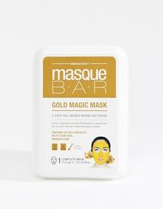 Маска с частицами золота MasqueBAR Gold Magic - Бесцветный
