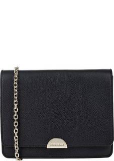 Кожаная сумка через плечо Mini Bag Coccinelle