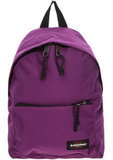 Текстильный рюкзак фиолетового цвета Eastpak