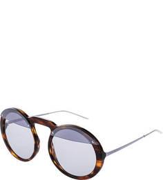 Солнцезащитные очки с круглыми линзами Emporio Armani