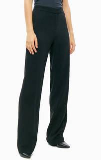 Черные брюки из вискозы Michael Michael Kors