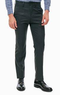 Зауженные брюки темно-серого цвета Mexx
