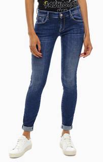 Синие джинсы скинни с застежкой на молнию и болт Sheyla Rs Gas