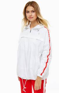 Ветровка-анорак с принтом на спине Calvin Klein Jeans