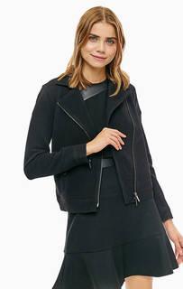 Трикотажная куртка косуха Armani Exchange