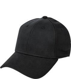 Черная бейсболка из хлопка Goorin Bros.